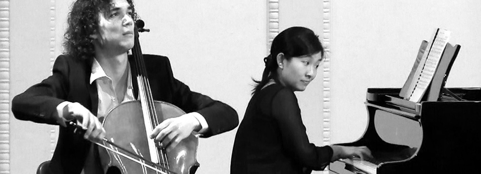 Concierto: Fermín Villanueva (Violoncello) y Mizuki Waki (Piano)