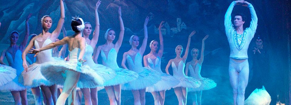 El lago de los cisnes. Ballet de San Petersburgo