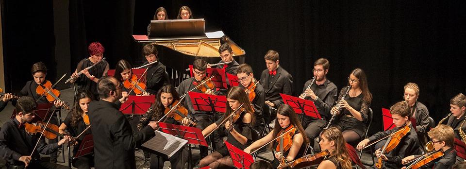Sinfonietta de Ponferrada. Concierto