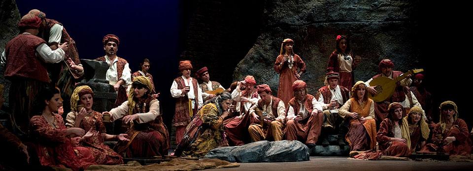 El trovador, de Giuseppe Verdi