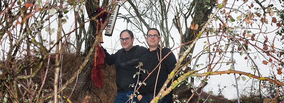 Concierto de Diego Bello Fernández (Gaita) y Manuel Alejandre (Piano)