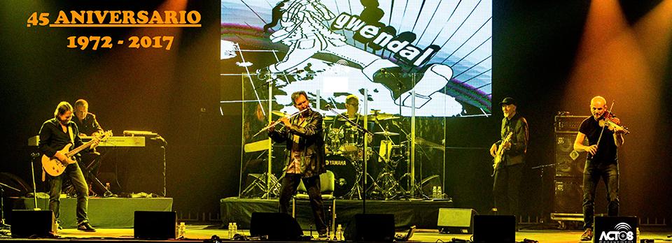 Gwendal en concierto