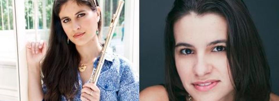 Concierto: Marta Femenía, flauta; Karla Martínez, piano