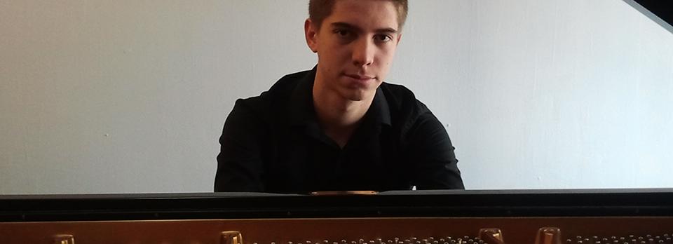 Carlos Marín. Concierto de piano