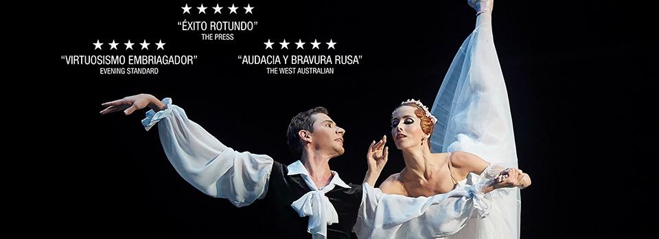 Chopiniana, Bolero, Gala de Ballet
