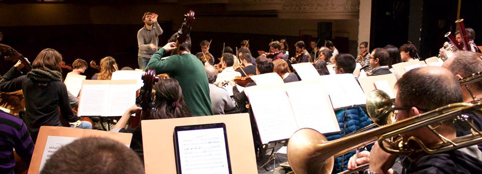"""Concierto de Año Nuevo Sinfonía n.º 3, """"Heroica"""", de Ludwig van Beethoven"""