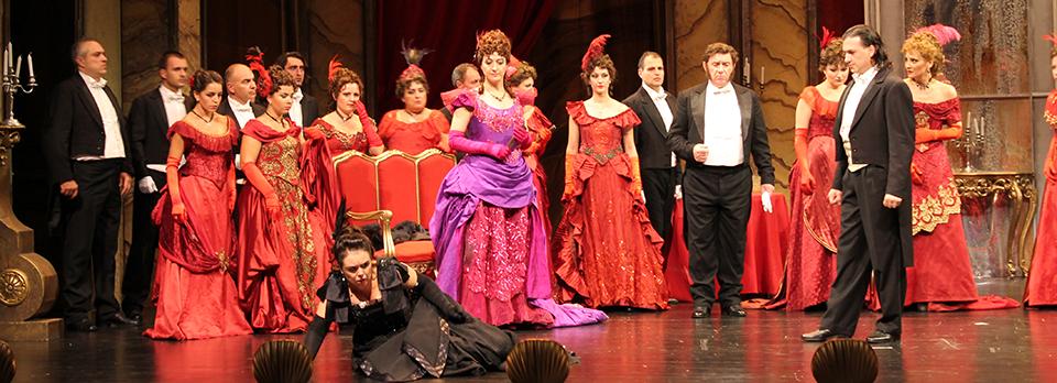 La traviata, de Giuseppe Verdi
