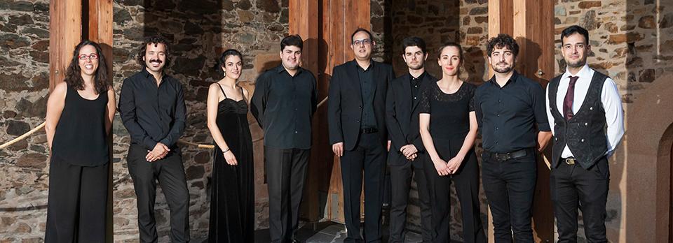 Ensemble Barroco de Ponferrada: Música acuática de G. F. Handel