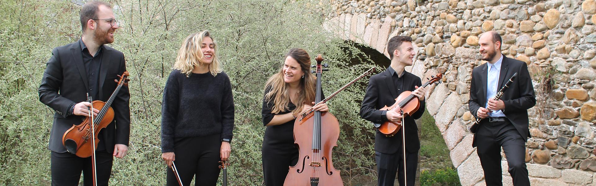 Quinteto D. O. Bierzo