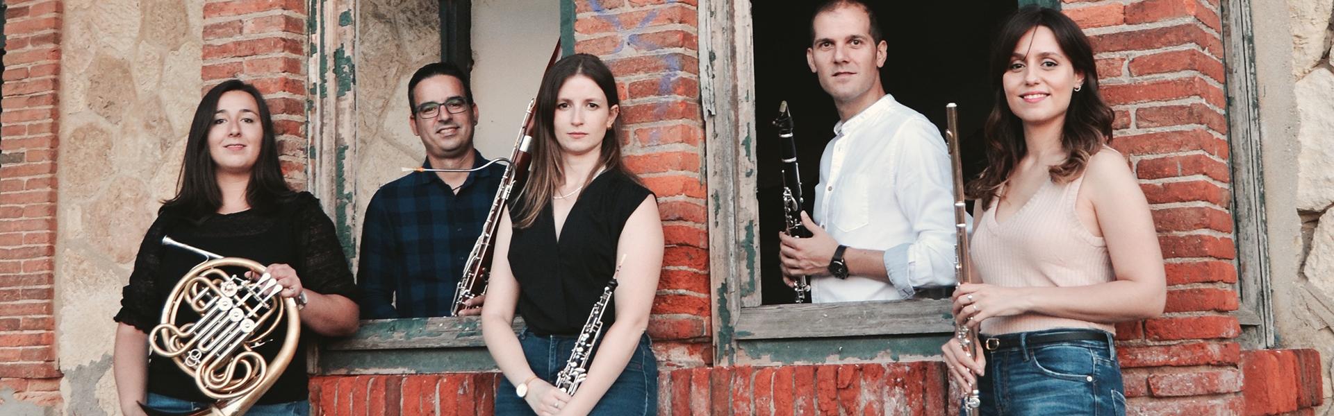 Quinteto de viento Scherzo